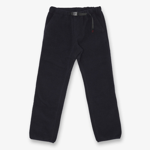 [GRAMICCI] BOA FLEECE PANTS NAVY