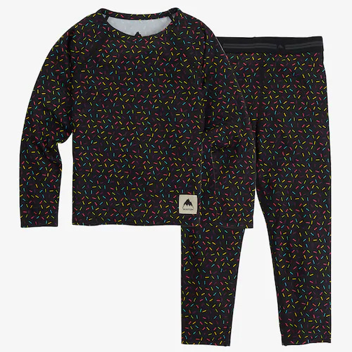 [BURTON] Toddler Burton Lightweight Base Layer Set