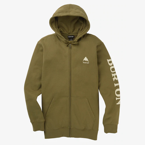 [BURTON] Men's Burton Elite Full-Zip Hoodie