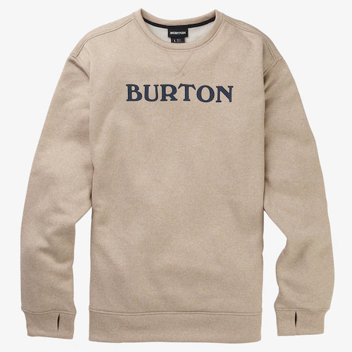 [BURTON] Men's Burton Oak Crew