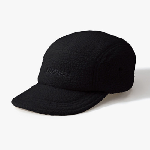 [GRAMICCI] BOA FLEECE JET CAP BLACK